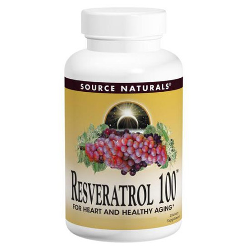 Resveratrol 120 Tabs (100 mg)