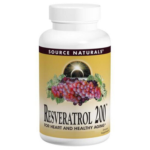Resveratrol 60 Tabs (200 mg)