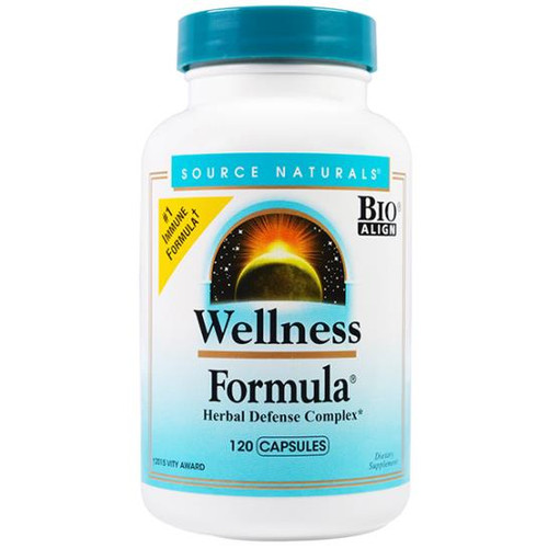Wellness Formula 120 Caps