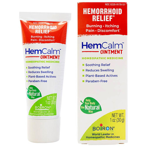 HemCalm Ointment 1 oz. (30 g)