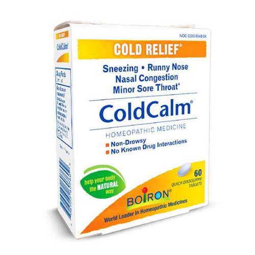ColdCalm 60 Tabs