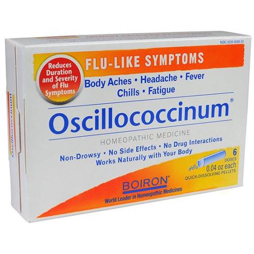 Oscillococcinum 6 tube
