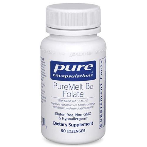 PureMelt B12 Folate 90 lozenges