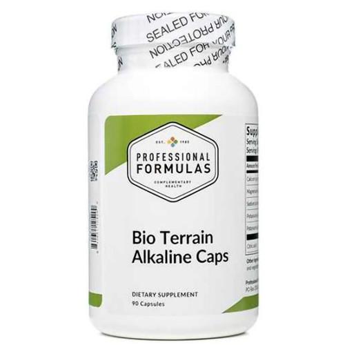 Bio Terrain Alkaline 90 Caps