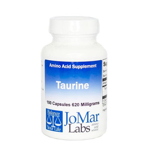 Taurine 100 Caps (620 mg)