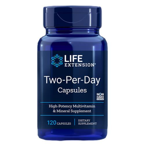 Two-Per-Day Capsules 120 Caps