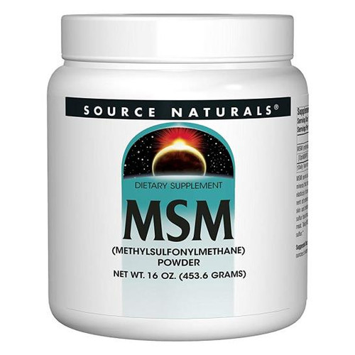 MSM Powder 16 oz.