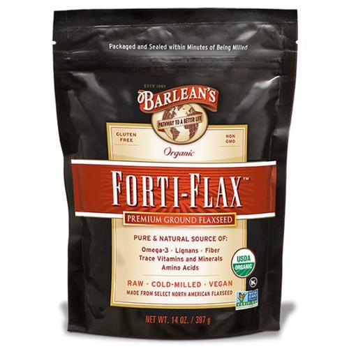 Forti-Flax Ground Flaxseed 14 oz.