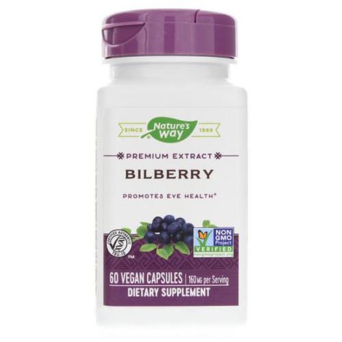 Bilberry Premium Extract 60 VCaps