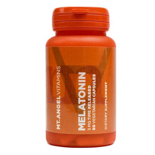 Melatonin Time Release 120 VCaps (3 mg)