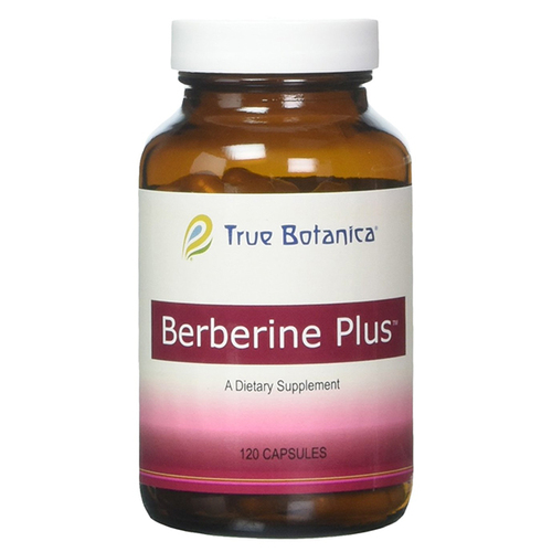 Berberine Plus 120 Caps (500 mg)