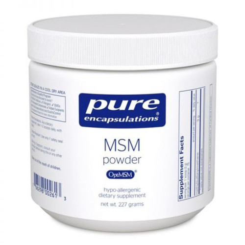 MSM Powder (227 g) 8 oz