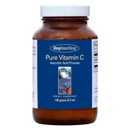 Pure Vitamin C Powder 120 grams (4.2 oz.)
