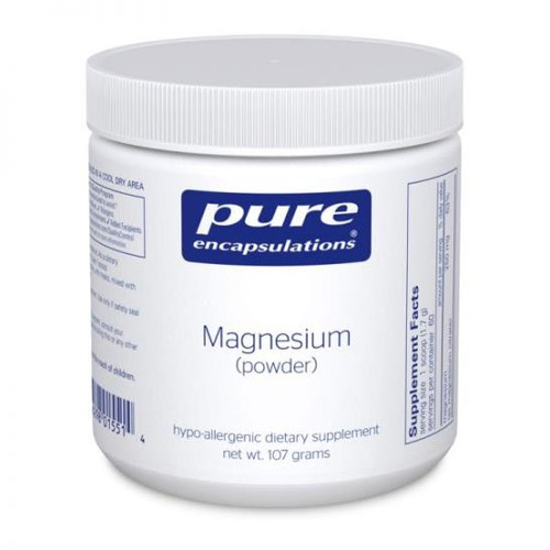 Magnesium Powder (250 mg) 3.7 oz