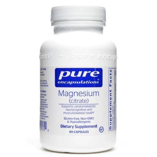 Magnesium Citrate 90 Caps