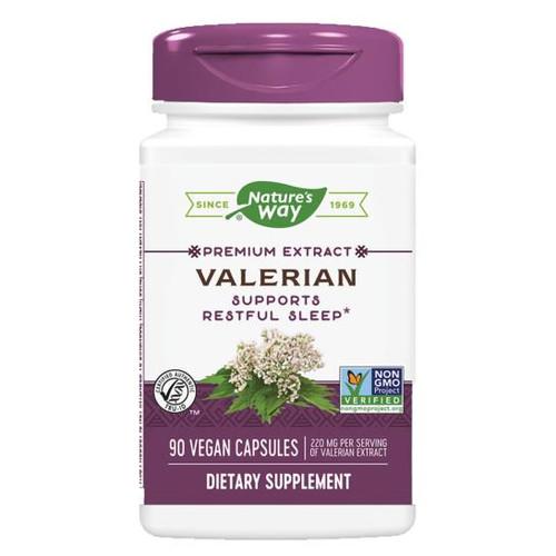 Valerian Extract 90 Caps (220 mg)