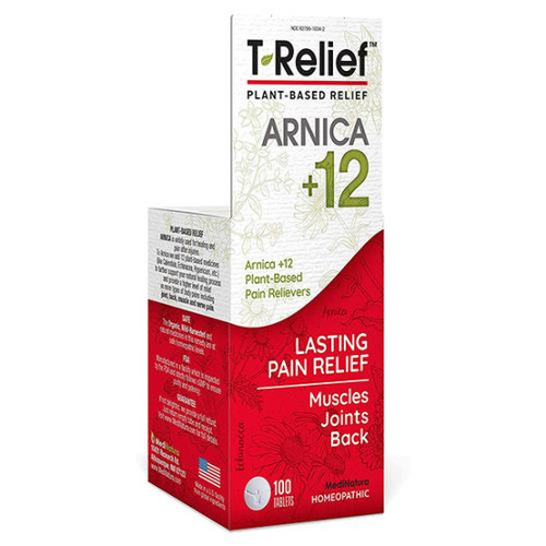 T-Relief Arnica +12 100 Tabs