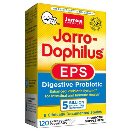 Jarro-Dophilus EPS 5 Billion 120 VCaps
