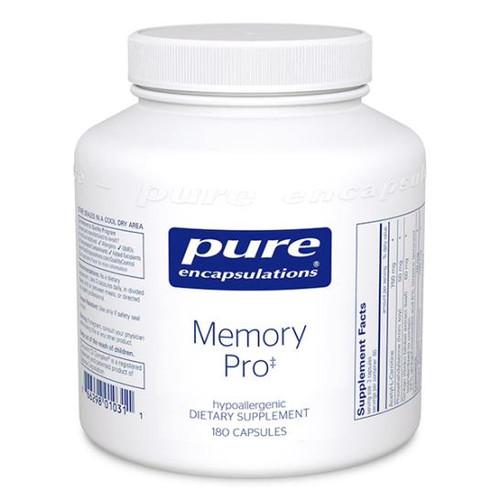 Memory Pro 180 Caps