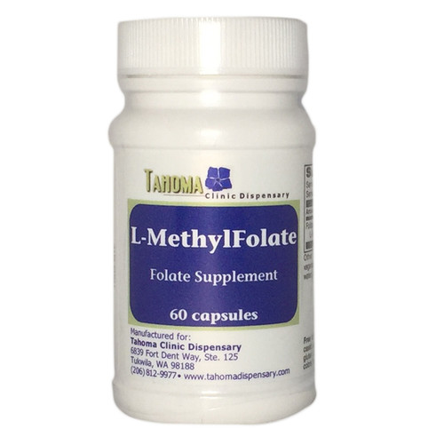 L-MethylFolate 60 Caps (1 mg)
