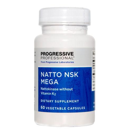 Natto NSK Mega 60 VCaps (100 mg)