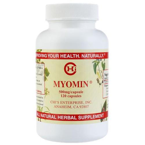 Myomin 120 Caps (500 mg)