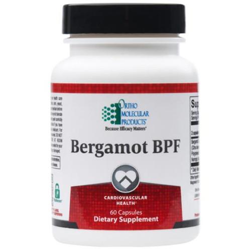 Bergamot BPF 60 caps