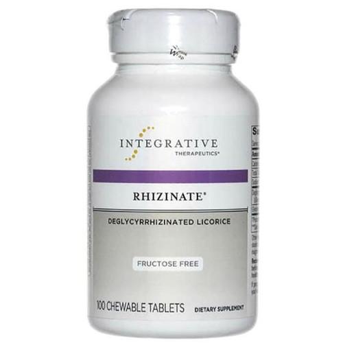 Rhizinate (fructose free) 100 Chewable Tabs