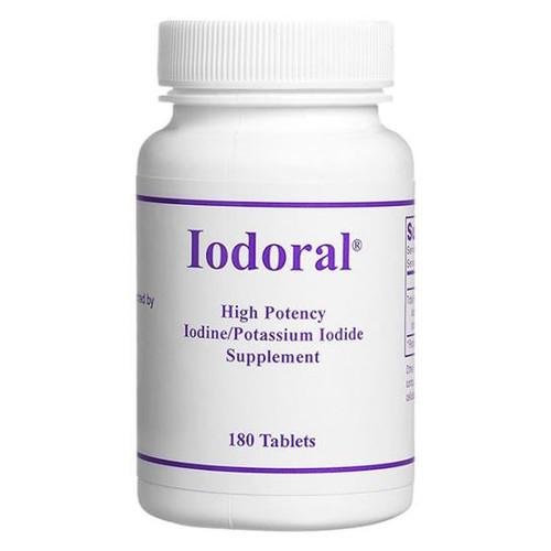 Iodoral 12.5 mg 180 tabs
