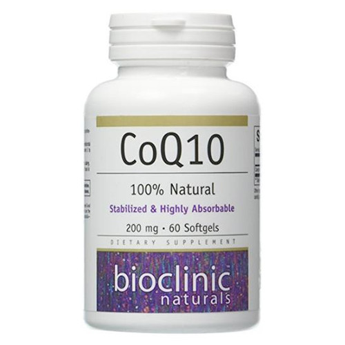CoQ10 60 Softgels (200 mg)