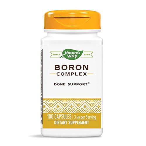 Boron Complex 100 Caps (3 mg)