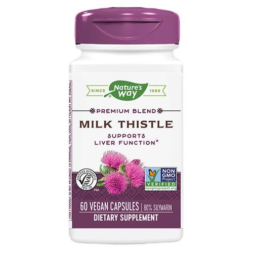 Milk Thistle Standardized 60 VCaps