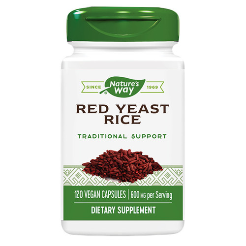 Red Yeast Rice 120 VCaps (600 mg)