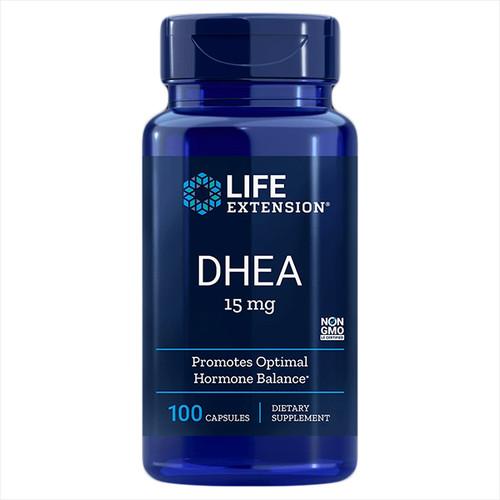 DHEA 100 Caps (15 mg)