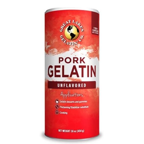 Porcine Gelatin 16 oz. (454 g)