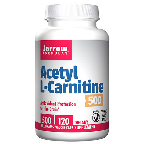 Acetyl L-Carnitine 120 Caps (500 mg)