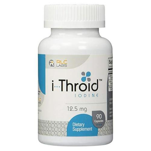 I-Throid 90 Caps (12.5 mg)