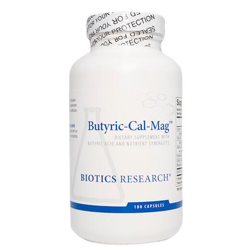 Butyric-Cal-Mag 180 Caps
