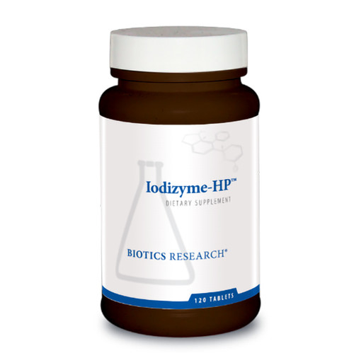 Iodizyme-HP 120 Tabs