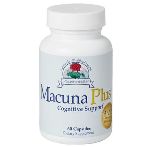 Macuna Plus 60 Caps (250 mg)