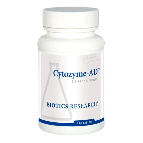Cytozyme-AD Adrenal 180 Tabs