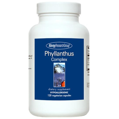 Phyllanthus Complex 120 vcaps