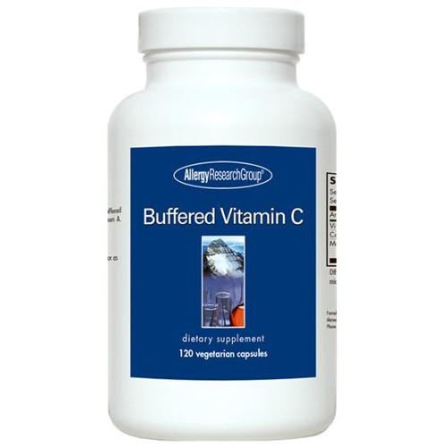 Vitamin C Buffered 120 caps