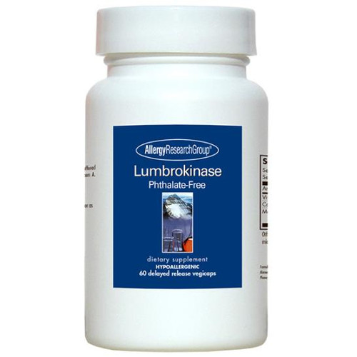 Lumbrokinase Delayed Release 60 vcaps