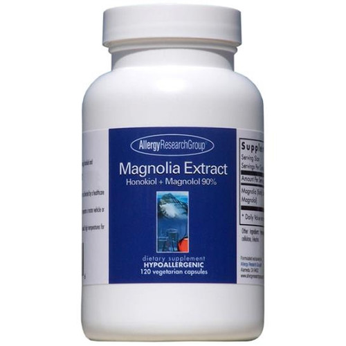 Magnolia Extract 200 mg 120 vcaps