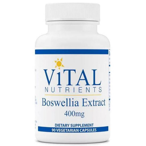 Boswellia Extract 90 VCaps (400 mg)