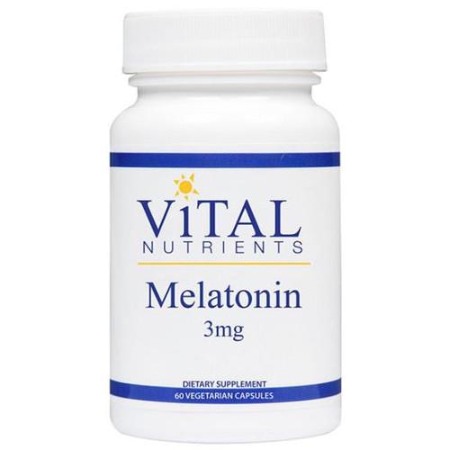 Melatonin 3 mg 60 Vcaps