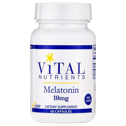Melatonin 60 Caps (10 mg)