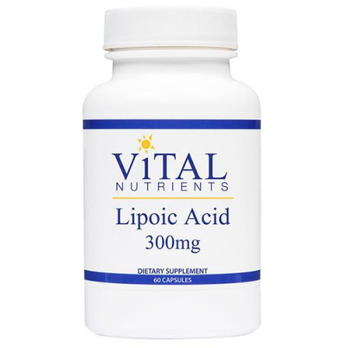 Lipoic Acid 300 mg 60 caps
