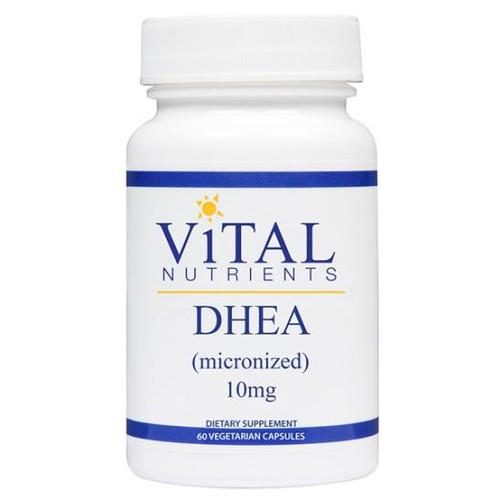 DHEA (Micronized) 60 VCaps (10 mg)
